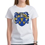 Blau Family Crest Women's T-Shirt