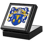 Blau Family Crest Keepsake Box