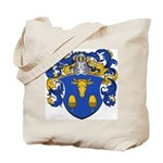 Blau Family Crest Tote Bag