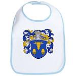 Blau Family Crest Bib