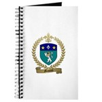 MASSARD Family Crest Journal