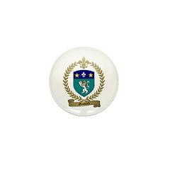 MASSARD Family Crest Mini Button (100 pack)