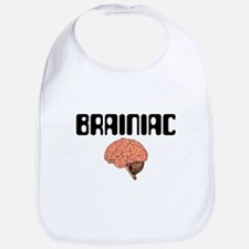 Brainiac Bib
