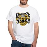 Boelens Family Crest White T-Shirt