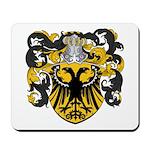 Boelens Family Crest Mousepad