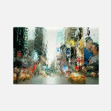 Times Square No. 1 Rectangle Magnet