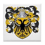 Boelens Family Crest Tile Coaster