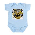 Boelens Family Crest Infant Creeper