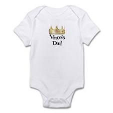 Vince's Dad Infant Bodysuit