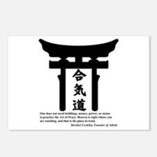 Torii 1 Postcards (Package of 8)