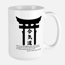 Torii 1 Large Mug