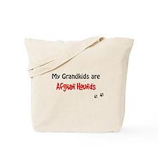 Afghan Grandkids Tote Bag