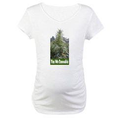 Yes We Cannabis Shirt