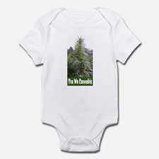 Yes We Cannabis Infant Bodysuit