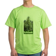 Yes We Cannabis T-Shirt
