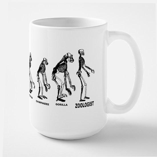 Zoologist Zoology Large Mug