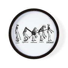 Zoologist Zoology Wall Clock