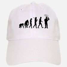 Ventriloquist talking monkey Baseball Baseball Cap