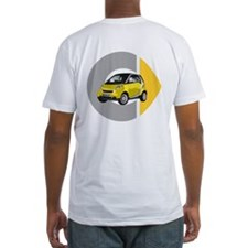 What's Your Color? Yellow Smart CarShirt