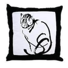 Evangeline Throw Pillow
