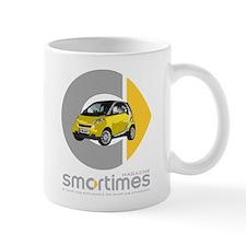 Yellow Smart Car Mug