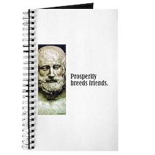 "Euripides ""Prosperity"" Journal"