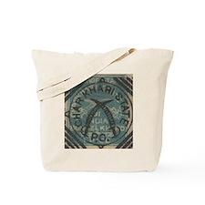 Indian States Chakhari Tote Bag