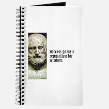 "Euripides ""Success"" Journal"