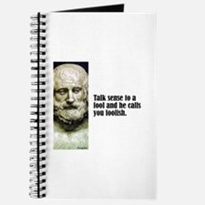 "Euripides ""Talk Sense"" Journal"