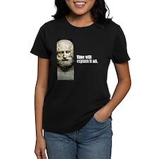 "Euripides ""Time"" Tee"