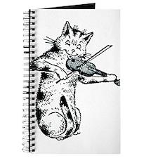 Fiddler Cat Journal