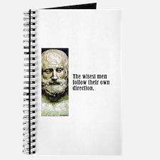 """Euripides """"Wisest Men"""" Journal"""