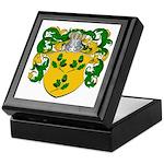 Bonser Family Crest Keepsake Box