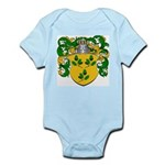 Bonser Family Crest Infant Creeper