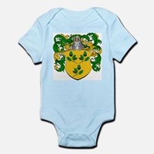 Bonser Family Crest Infant Creeper