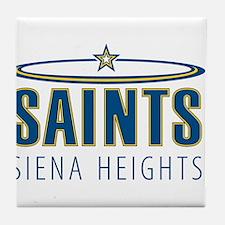 Saints Tile Coaster