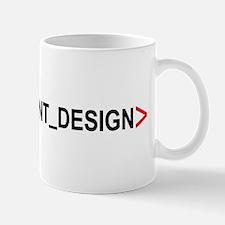 End Intelligent Design Small 11oz Mug