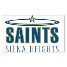 Saints Rectangle Decal