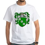 Boon Family Crest White T-Shirt