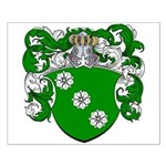 Boon Family Crest Small Poster