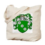 Boon Family Crest Tote Bag