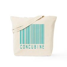 Concubine Tote Bag