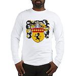 Boonen Family Crest Long Sleeve T-Shirt