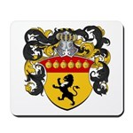 Boonen Family Crest Mousepad