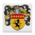 Boonen Family Crest Tile Coaster