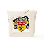 Boonen Family Crest Tote Bag