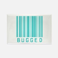 Bugged Rectangle Magnet