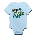New Years Baby Infant Bodysuit