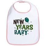 New Years Baby Bib
