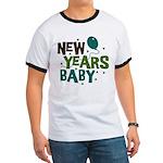 New Years Baby Ringer T